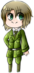[Hetalia] Aph Lithuania by lapithyst