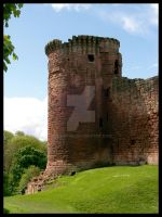 Bothwell Castle SE Tower II by death-ek