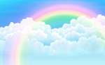 RainbowClouds by Scania78