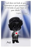 Heart and deeds by Nayzak
