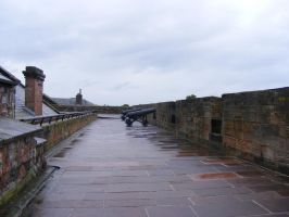 Carlisle Castle 02 by Axy-stock