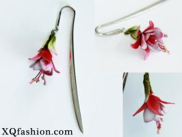 Fuchsia's Bookmark by XQFashion