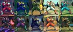 USF4 Mod - M. Bison: Model Tweak + Cape by Segadordelinks