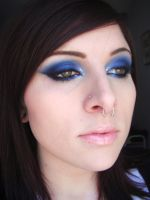 Blue Bird by itashleys-makeup