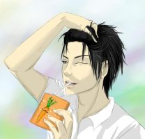 Takao~ by Silent-Alarm-ororo