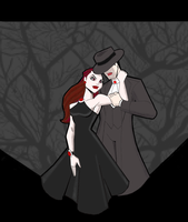 VAMPIRE COUPLE by icemaxx1