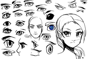 eye am sick today by Sushirolled