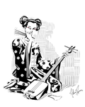 Maiko_Chess Queen by fafadibelo