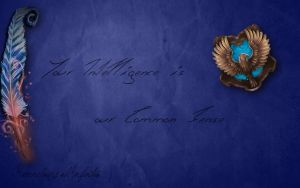 Ravenclaws ad Infinitum by RiaVeg