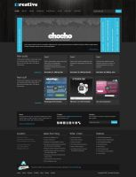 Creative WordPress Theme 9in1 by lickmystyle