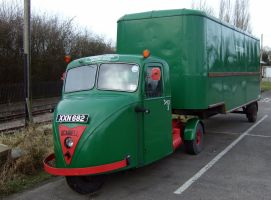 scammell scarab truck, by Sceptre63