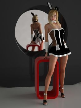 Lets play Dressup with Anne Version 2.0, Part 3 by 3dmania