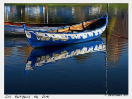 les barques en bois by bracketting94