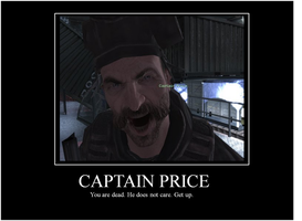 Captain Price by RanLongClaw