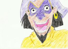 Clopin coloured by ElanoreDarkholme