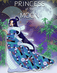 Princess of the moon cover by Reenigrl