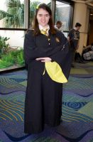 Hufflepuff Cosplay! by TheLegendofEevee