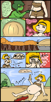 Lani Vs the King Pie, Pg 2 by Axlwisp