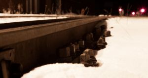 Rail With Bolts by wiklander95