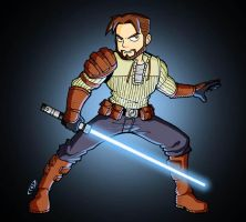 Kyle Katarn by DarkTod