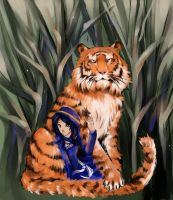 +Tiger Commission+ by Shino-X