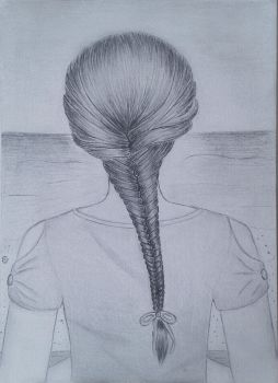 Braid Sketch by BunniesForever