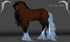 Dalitano Import - SOLD TO MINTHIY by Frozenstallion