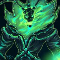 [LOL] 2013.05.18.Thresh practice by dw628