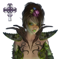Forest Elf by sweetpoison67