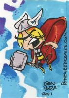 Phil as THOR by pocza