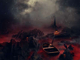 the river styx by asombremarshmallow