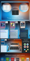 Elegance Theme for YGOPRO/DEVPRO by calo001