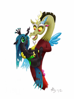 Discord and Chrysalis No.2 by a8702131