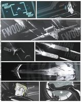 STARFIGHTER PANELS 11 by HamletMachine