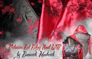 Stage 1: Victorian Red Riding Hood by Bunneahmunkeah
