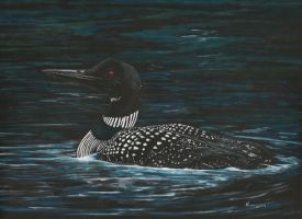 loon by simplelines