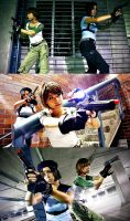 Resident Evil: S.T.A.R.S. by LiL-KRN-YUNA