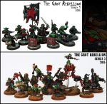 Grot Rebelz - 9 Years Of Progress by Proiteus
