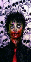 Zombie Billie by PandorasBox341