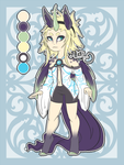 Pegasus Adopt - SOLD (customs are open!) by AshTailedDragons