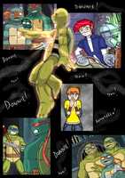 TMNT TCRI 2105: Page 15 by KameBoxer