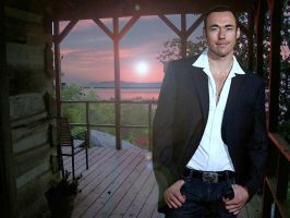 Kevin Durand 27 by AMANDABOMINATION