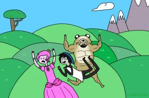 The Last Update - Adventure Time Style by xLightSorax