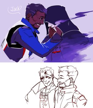 r76 roleswap by DoYouLikeKetchup