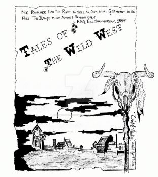 Tales Of The Wild West by Remus-and-Romulus