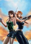 Supernatural Huntresses by cric