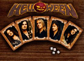 Gambling with Helloween by Slaughter-of-Dreams