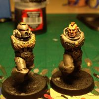 Tactical marines WIP by mcmuffin13