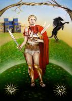 Alexander the Great by elven21