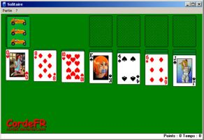 Playing Solitaire by cordefr
